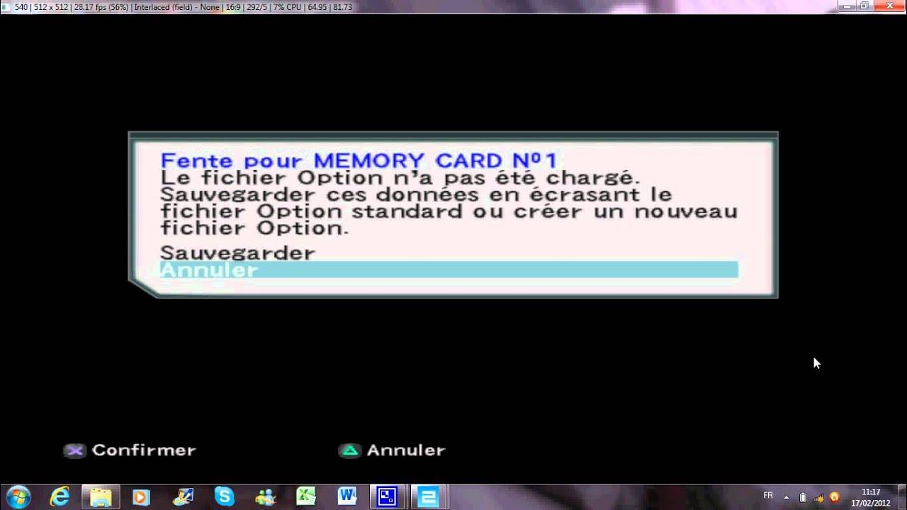 Emulateur ps2 pour pc presentation youtube - Emulateur console pour pc ...