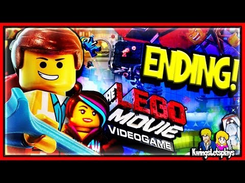 LEGO Movie Videogame Walkthrough Part 15 Final Boss & Ending! Travel Video