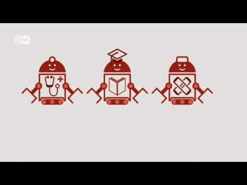 هل ستحول الروبوتات حياتنا إلى جنة؟ | صنع في ألمانيا  - نشر قبل 7 ساعة