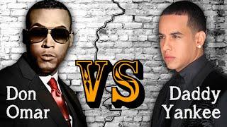 DADDY YANKEE VS DON OMAR TIRAERA 2015