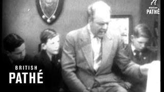 Children's Television - Men Of Action Reel 1 (1951)