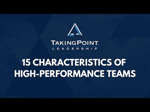 15-characteristics-of-high-performance-teams-//-takingpoint-leadership