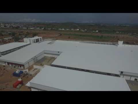Progress of Novare Gateway, Abuja Nigeria – June 2017