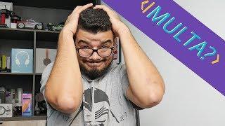 PRODUTOS IMPORTADOS SENDO MULTADOS    Geek Antenado