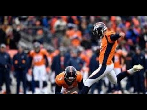 Can the fastest kicker in the NFL (Brandon McManus) run for a 100 Yrd TD - Madden 16 Challenge