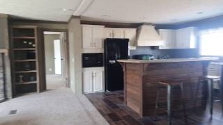 """""""The Woodville"""" 2018 32x68 4bed 2bath, Gorgeous rustic home, Call Bobby @ 769-972-2282"""