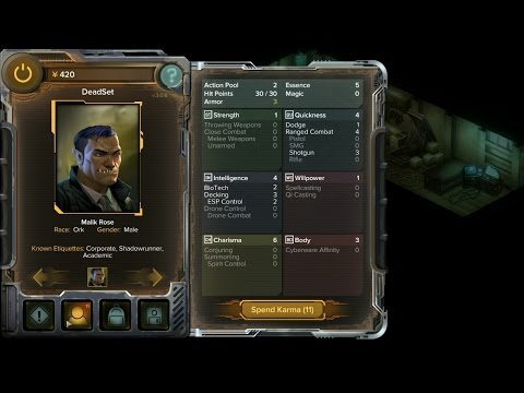 Shadowrun: Hong Kong: Giant Bomb Quick Look [Extended HD Gam