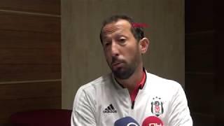 Yasin Sülün ve Beşiktaşlı futbolculardan saldırı açıklaması