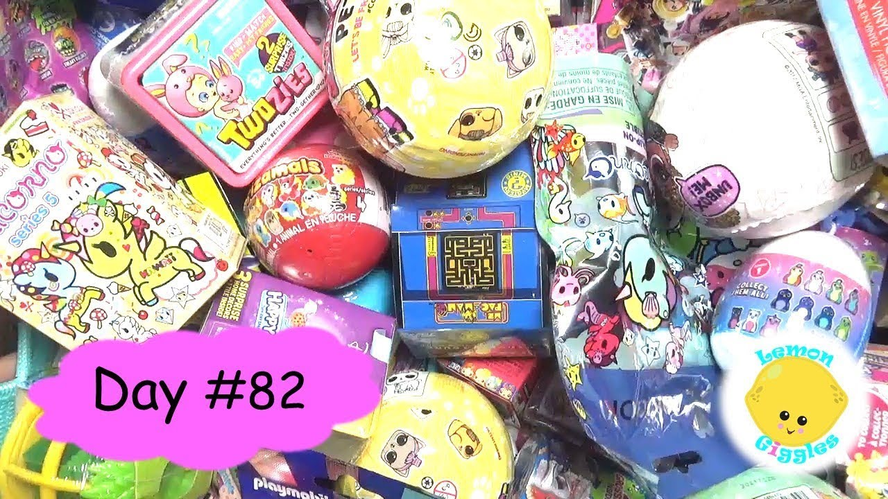 Smooshy Mushy Blind Bags Argos : Random Blind Bag Basket #82 - Smooshy Mushy Squishy, Yummy World, Surprizamals, Sofia The First ...