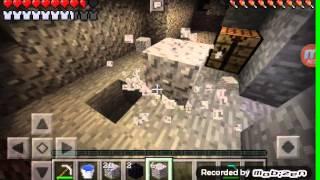 Minecraft PE Survival Sezon 3 - Bölüm 6 -nethera