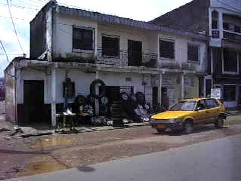 daily life in Cameroun, Douala