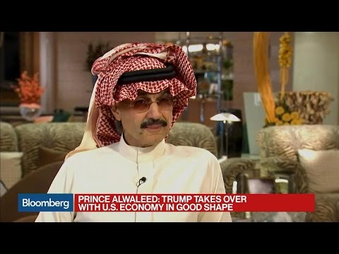 Saudi Prince Says Trump Could Improve U.S. Relations With Arab World