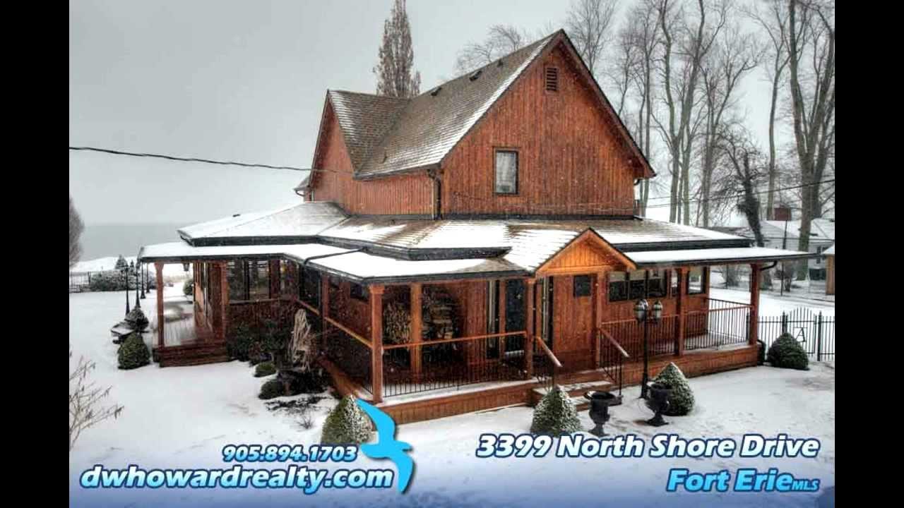 lakefront home for sale 3399 north shore ridgeway