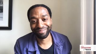 Conversations at Home with Chiwetel Ejiofor of THE ELEPHANT QUEEN