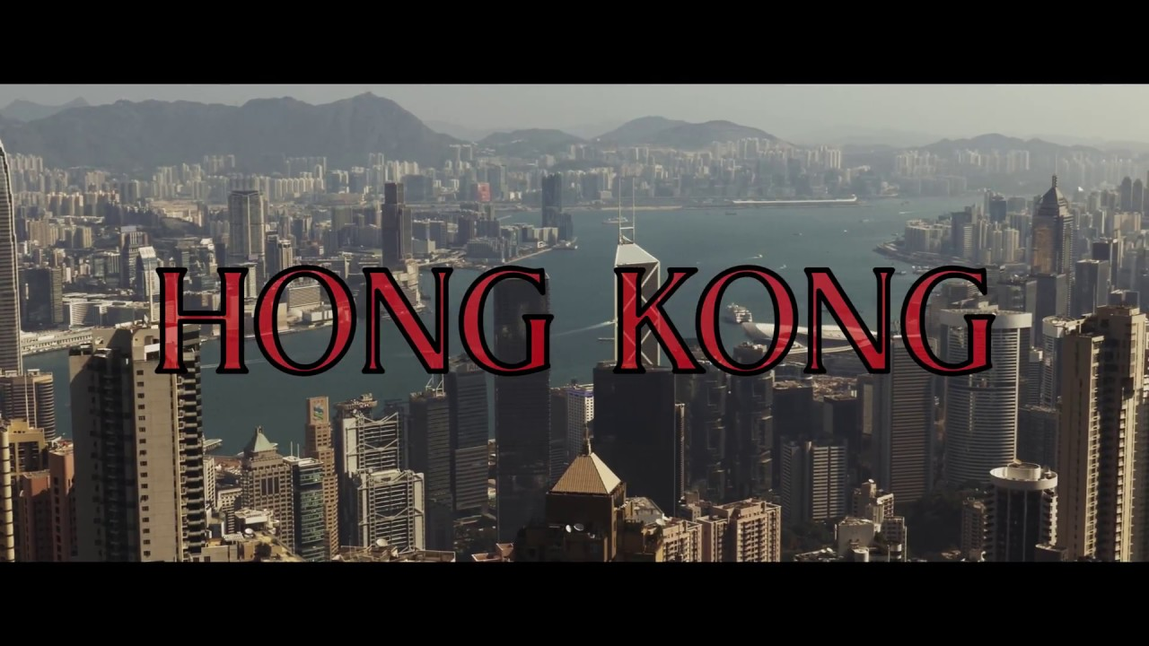 HONG KONG | S.A.R - P.R.C - A TRAVEL TOUR - UHD 4K - (ENTER THE DRAGON TRIBUTE) PREVIEW