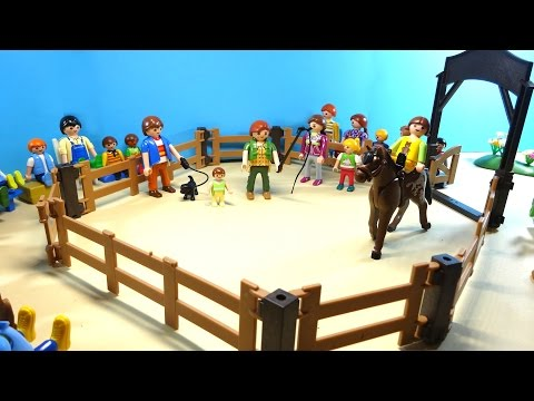 Playmobil film (český) na koňské farmě od Playmobil Wonderland