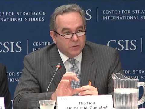 U S  Malaysian Relations Looking Ahead at Key Pillars of Cooperation   Kurt Campbell Panel