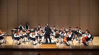 20181205 公館國小 苗栗縣學生音樂比賽 指定曲 Overture to La Clemenza di Tito K 6211