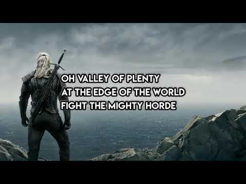 the-witcher-soundtrack---toss-a-coin-to-your-witcher-lyrics