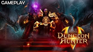Dungeon Hunter 5 (Android, iOS, Windows) • iPhone 5 gameplay • HD •