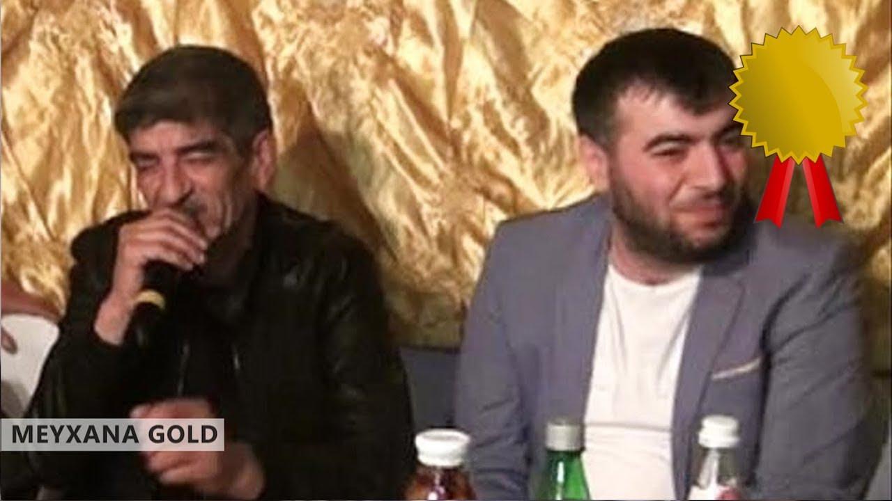 Azeri Bass Music - Lezzet Eliyen Meyxana ( Kohnelerden Bayram )