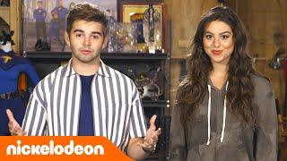 Грозная семейка | Все эпизоды! ⚡️ | Грозная семейка | Nickelodeon Россия