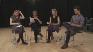 Women Beware Women 2013 Masterclass with Penelope Wilton