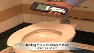 HP Force D ATP Meter Field Test