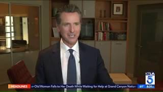 Gov. Newsom Wants Explanation for Gas Prices