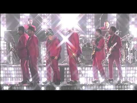 Bruno Mars performs Treasure @ Billboard...