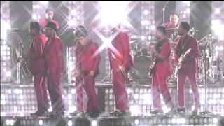 Bruno Mars performs Treasure @ Billboard Music Awards 2013