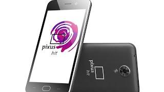 Смартфон Pixus hit: розпакування та експрес огляд