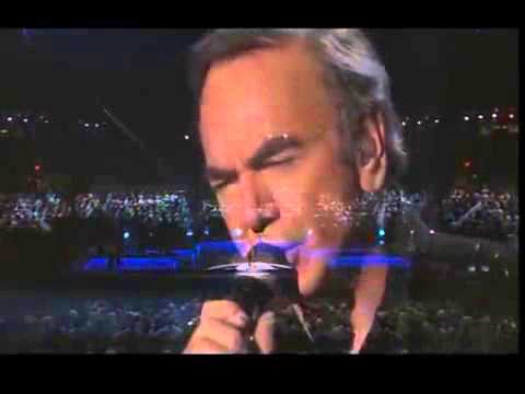 Neil Diamond   Live Play Me +   I Am I Said, Live