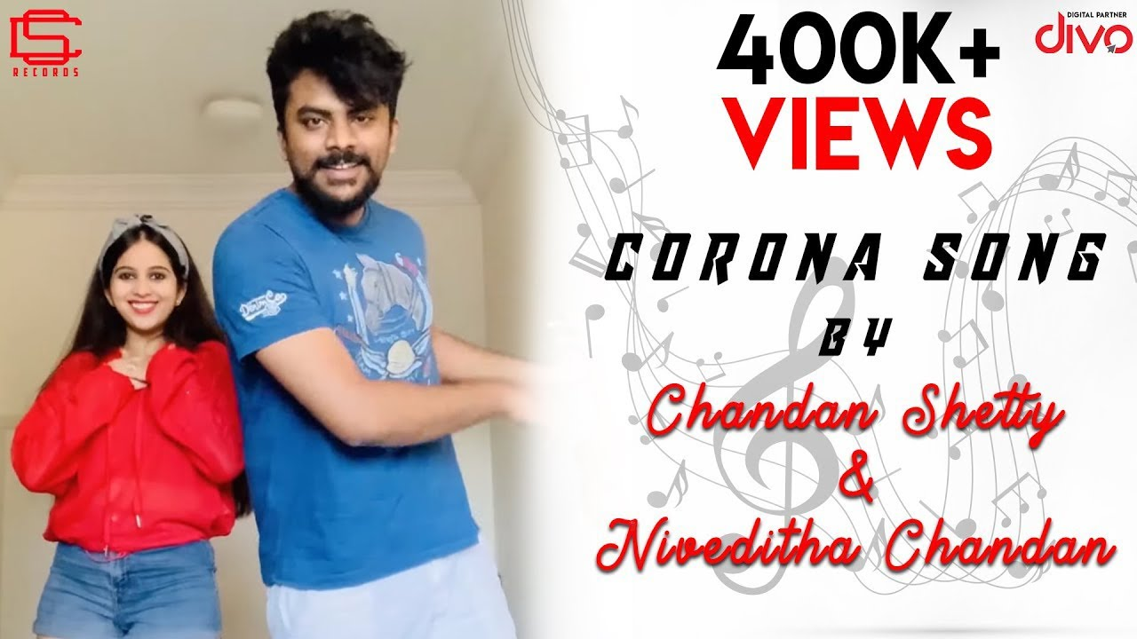 Corona Song by Chandan Shetty & Niveditha Chandan