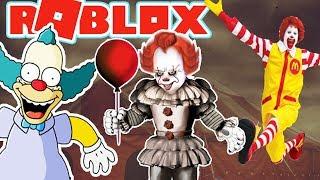 ROBLOX Escape The Clown