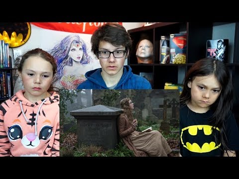 MARY SHELLEY Official Trailer Reaction!!!