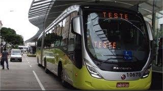 Em Belo Horizonte, sistema Move entra em fase de testes
