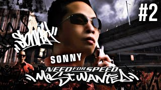 Need for Speed Most Wanted 2005 Gameplay Walkthrough Part 2 - BLACKLIST #15 SONNY