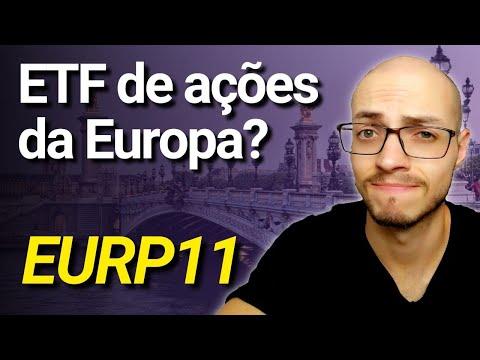 EURP11 vale a pena? Novo ETF de ações Europeias da XP