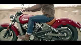 2015 Indian Scout Video