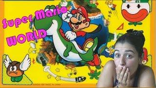 Debería aprender a jugar a Mario / Super Mario World #3