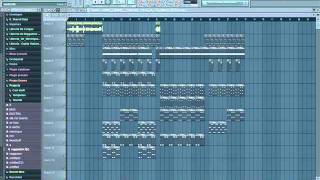 Perreame jowell y randy instrumetal fl studio! flp .wmv