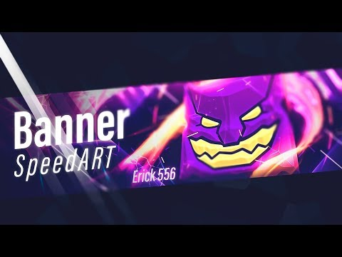 SpeedART Banner For Erick 556 | Maick GX
