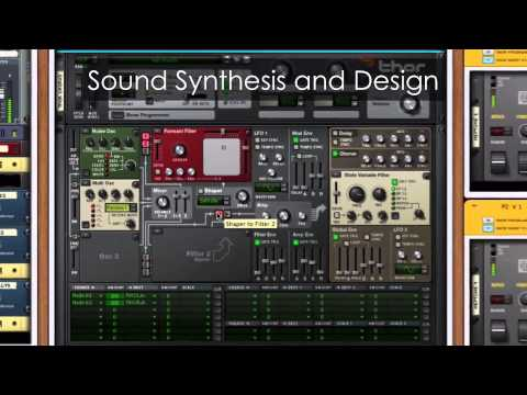 Propellerhead Reason Certification Program with James Bernard
