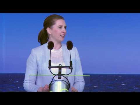 Mette Frederiksens tale til Folkemødet på Bornholm 2017