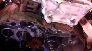Suzuki LTZ 400 how to install big bore cylinder 440. Head Bolts torque specifications