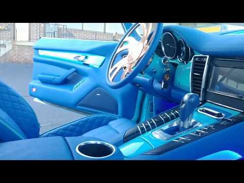 Stitched By Slick Porsche Dash Swap 72 Impala