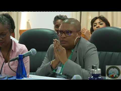 Part 3: FPAC Public Hearing - Central Bank of Seychelles Governor, Ms.Caroline Abel