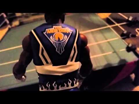 Wwe elite 42 Xavier Woods figure review