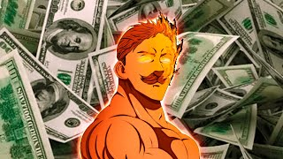 🤑¡El ESCANOR MÁS F2P del MUNDO.....!🤑 Seven Deadly Sins: Grand Cross